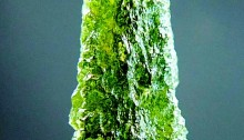 Pendat - Moldavite - Drop (tear)