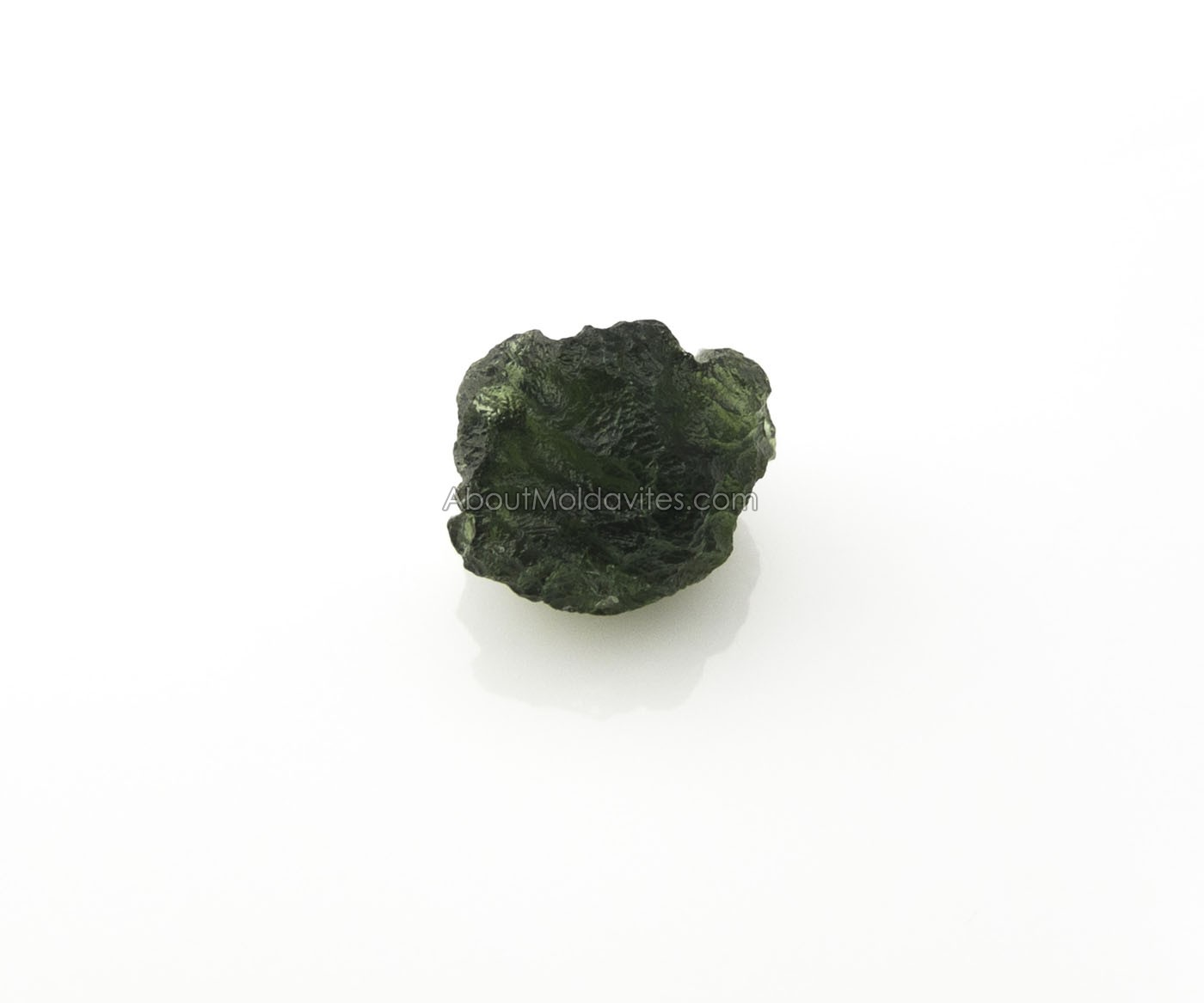 Small ball - moldavite