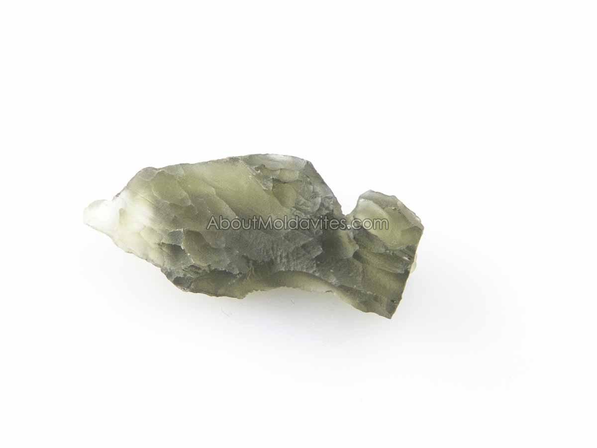 Moldavite from Chelcice (fruit plantation)