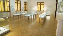Moldavite exhibition in the South bohemian museum