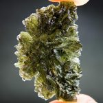Moldavite from Paryz