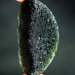 Huge moldavite
