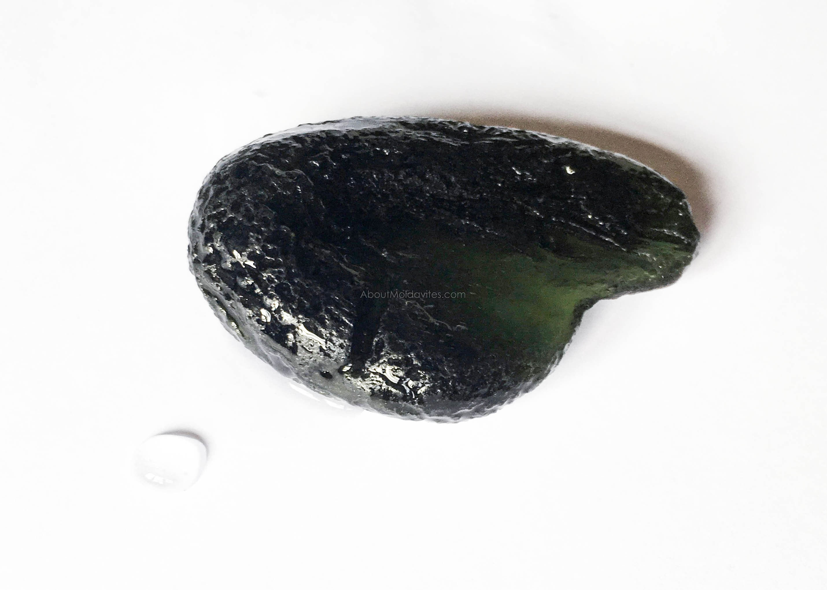 Can moldavites get wet? - AboutMoldavites com