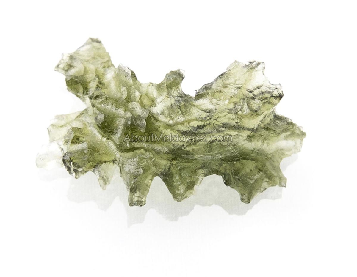 Moldavite from Besednice