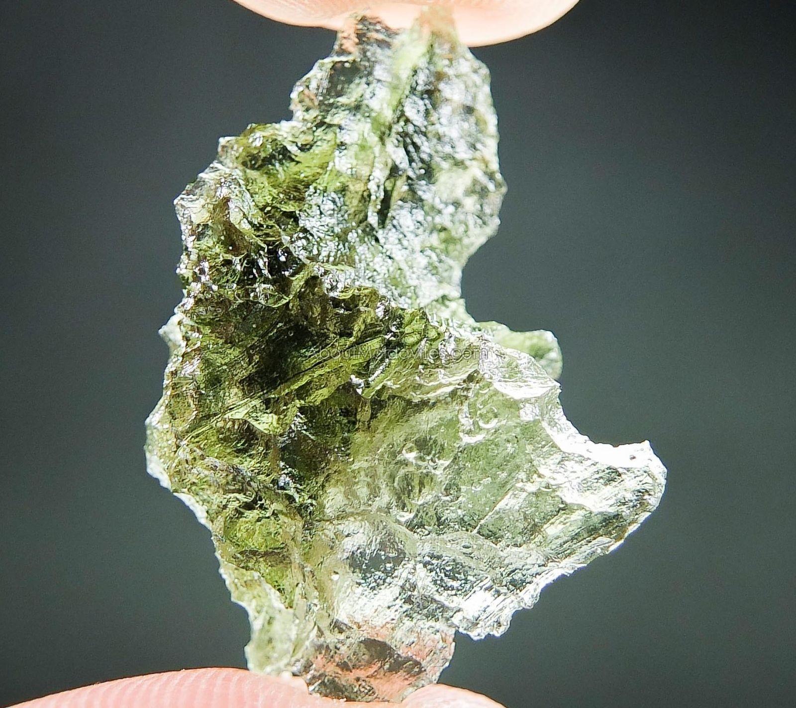 Real Moldavite