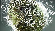 Moldavite - languages